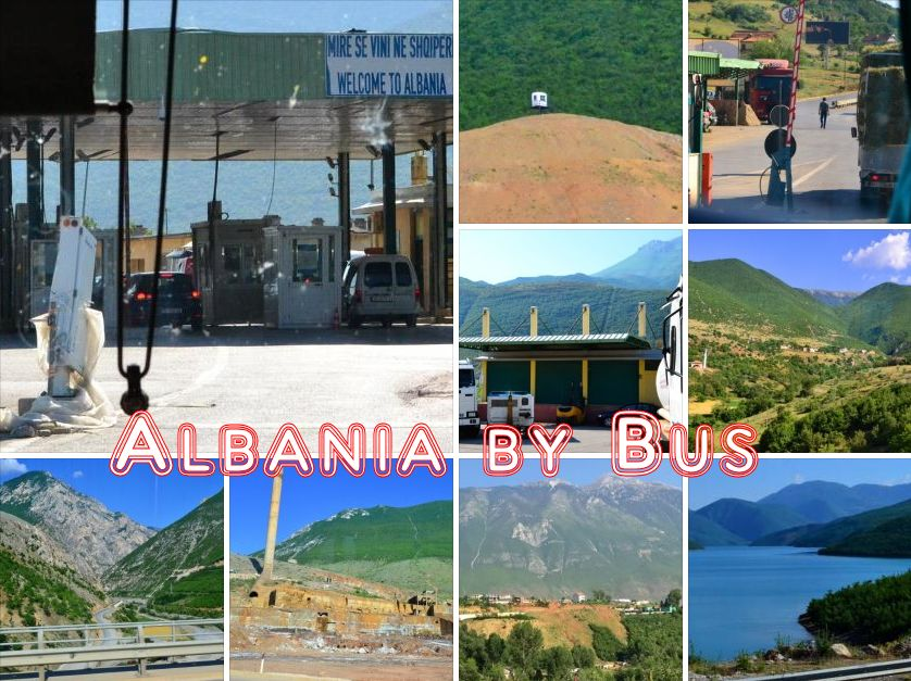 Albania By Bus