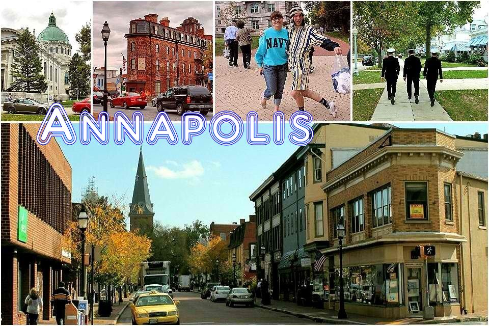 Annapolis and Rural Maryland