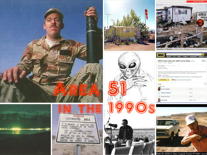 Area 51 1990s Archive