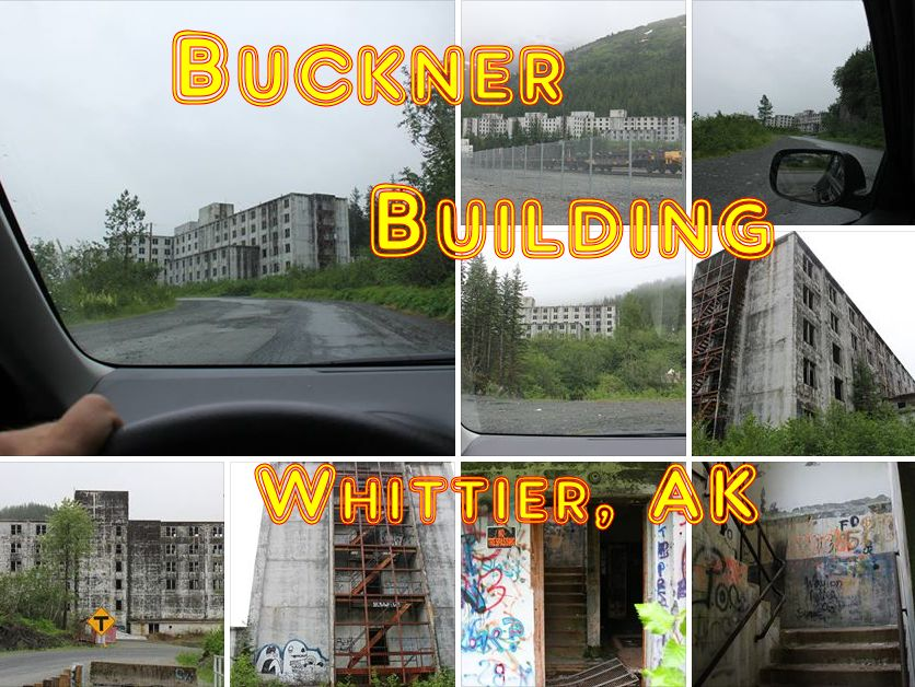 Buckner Building, Whittier