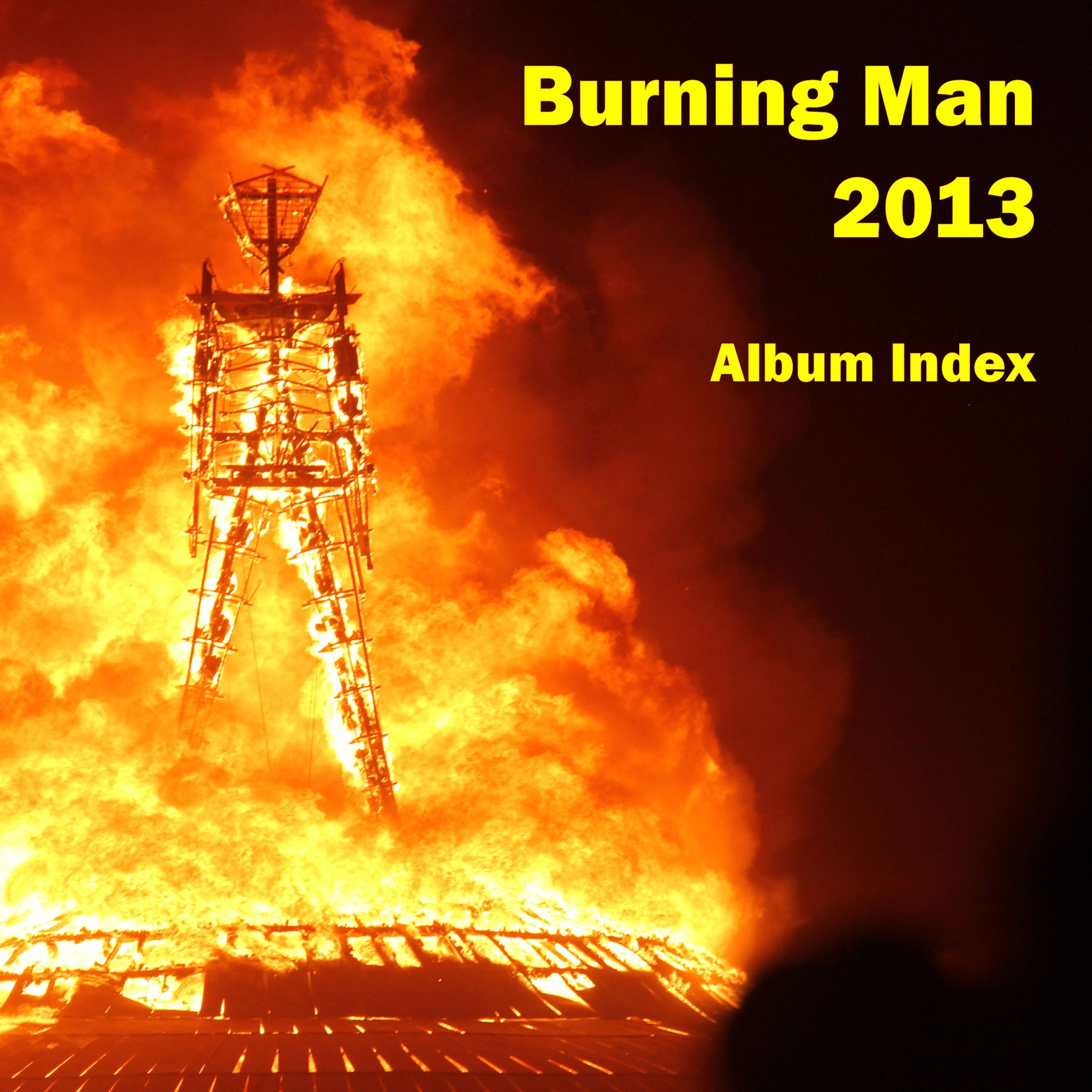 Burning Man 2013 - Album Index