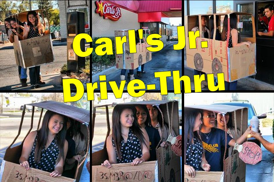 Carl's Jr. Drive Thru, Greeley, Colorado