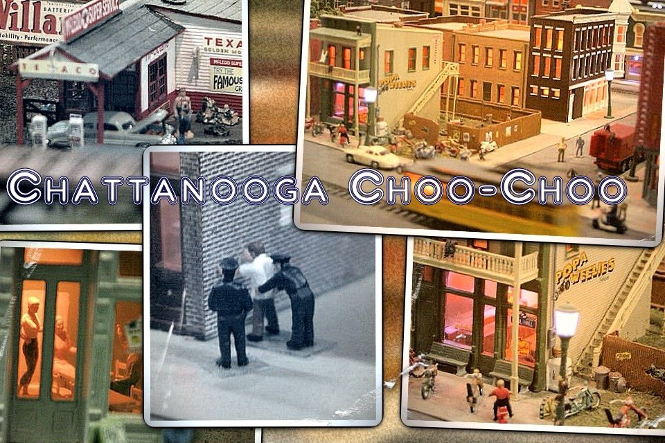 Chattanooga Choo-Choo Model Railroad