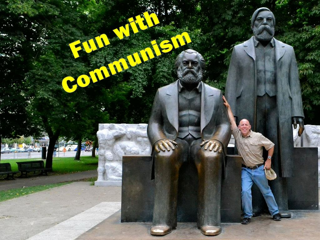 Fun with Communism in Eastern Europe