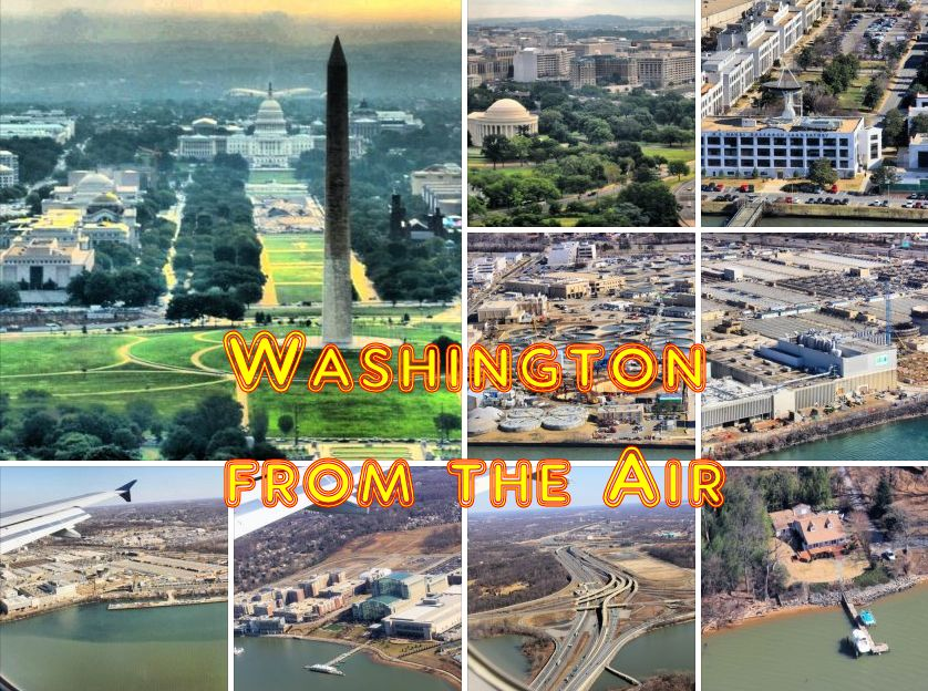 Washington From the Air