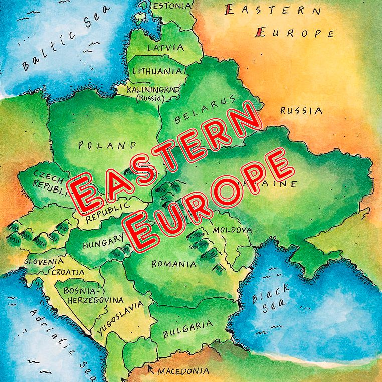 Eastern Europe Album Index