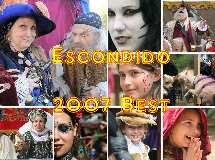 Escondido Renaissance Fair 2007: Best Shots
