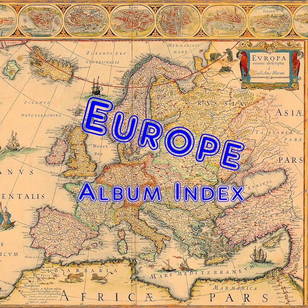 Europe Album Index