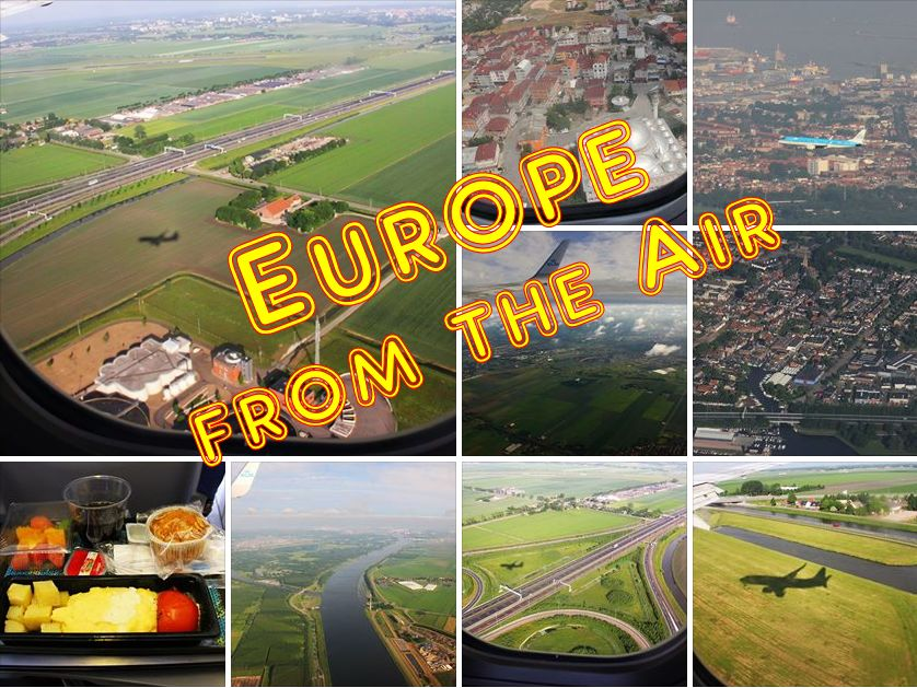 Europe from the Air