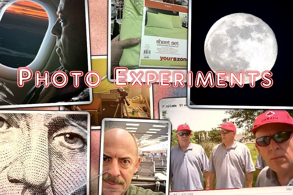 Photo & Video Experiments