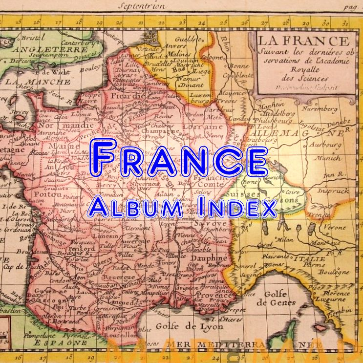 France Album Index