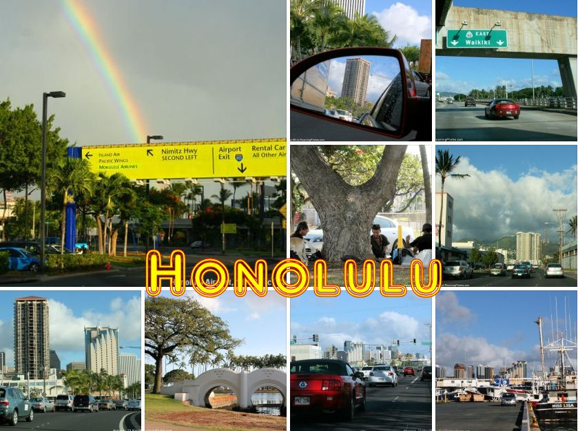 Urban Honolulu