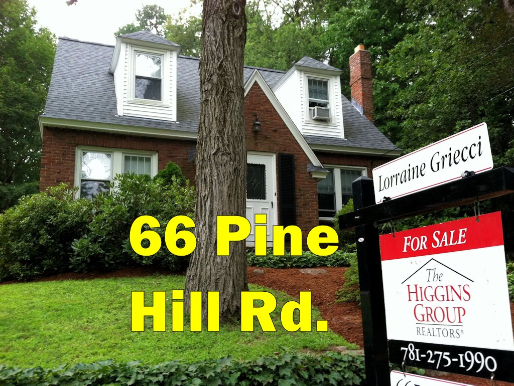 66 Pine Hill Road - House for Sale
