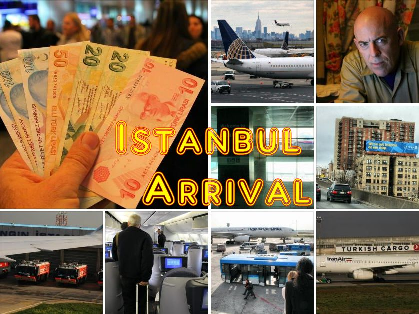 Istanbul Arrival
