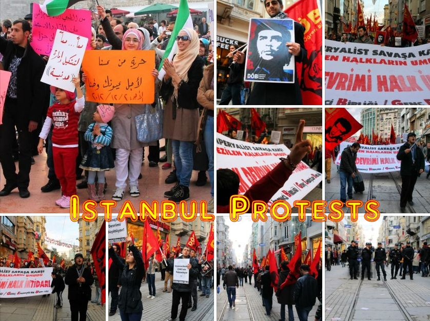 Istanbul Protests 2012