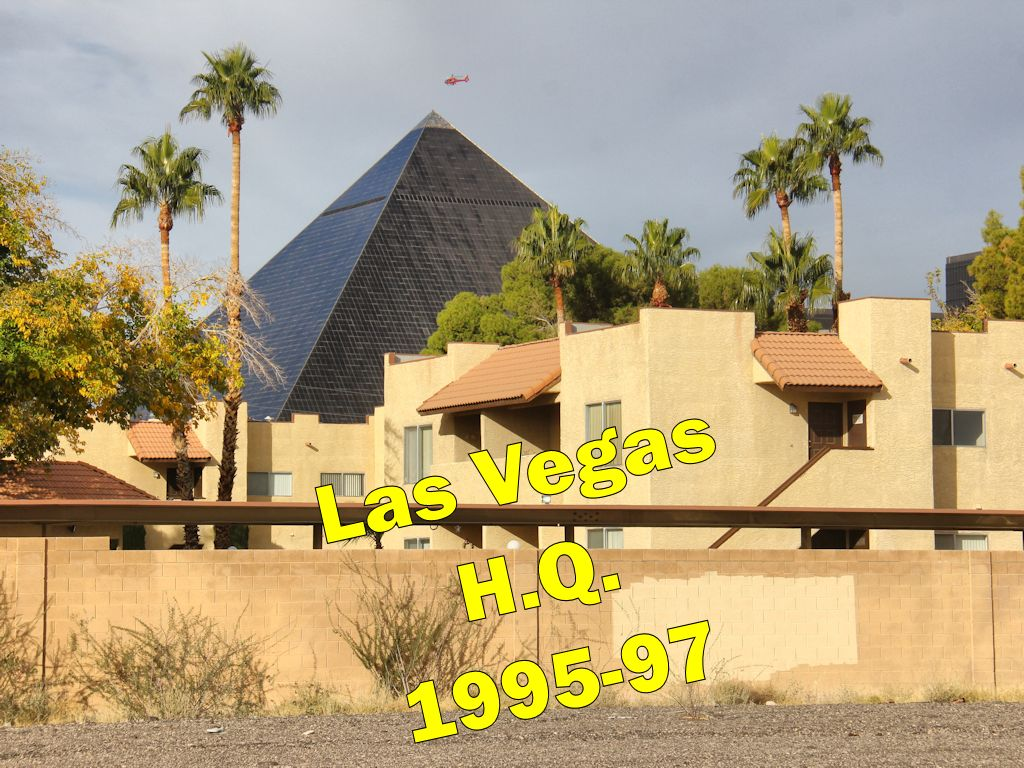 Area 51 Research Center, Las Vegas Office (1995-97)