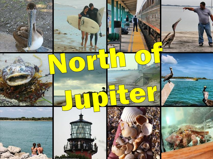 North of Jupiter - Florida's East Coast