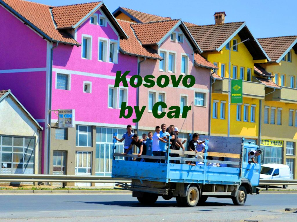 Kosovo By Rental Car