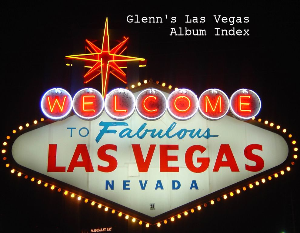 Las Vegas Album Index