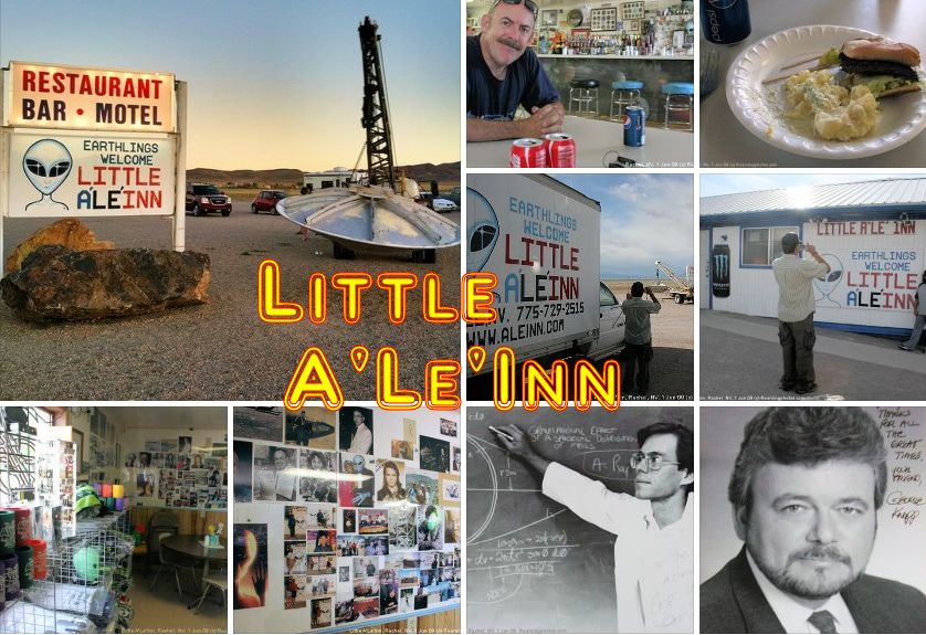 Little A'Le'Inn, Rachel, Nevada