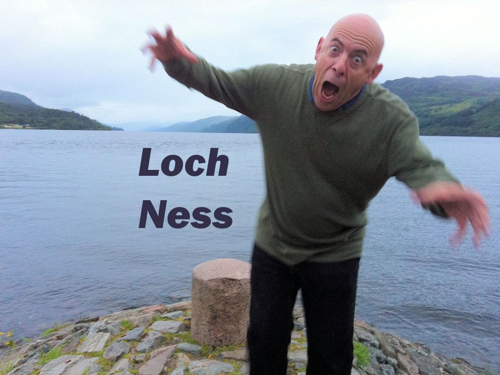 Loch Ness and the Scottish Highlands
