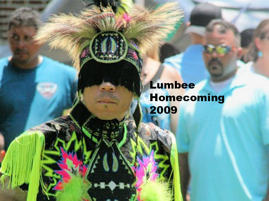 Lumbee Homecoming 2009