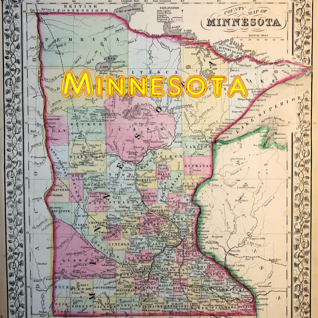 Minnesota, including Minneapolis