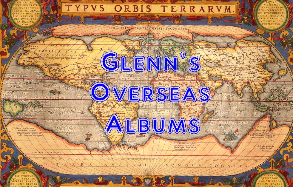 Overseas Albums - Top-Level Index