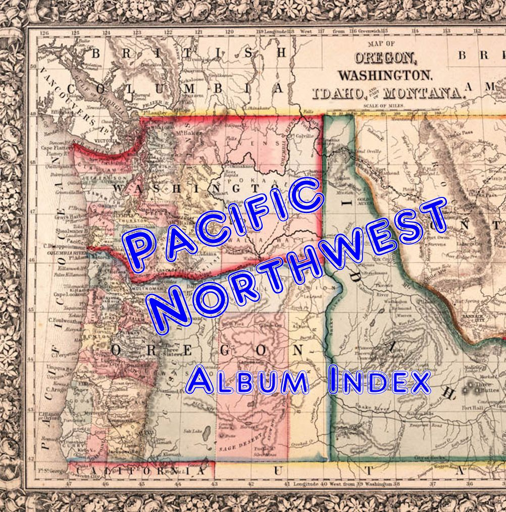 Pacific Northwest Index
