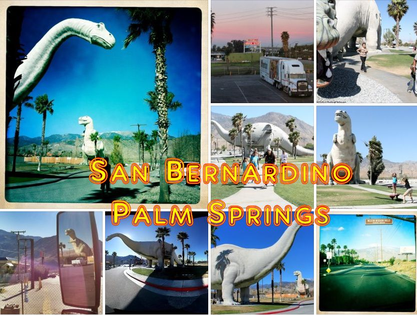 San Bernardino & Palm Springs