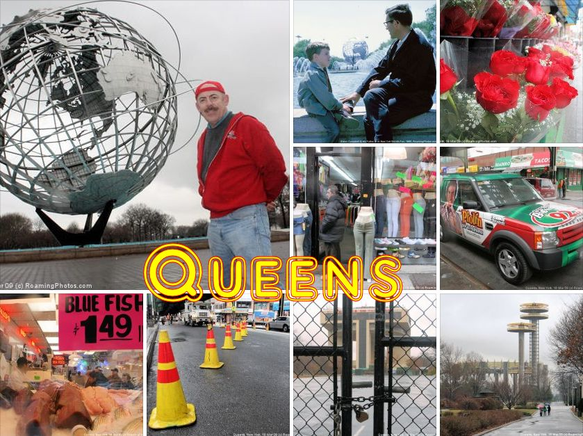 Queens & Flushing Meadow, New York