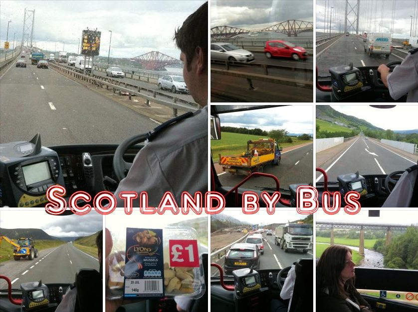 Scotland By Bus
