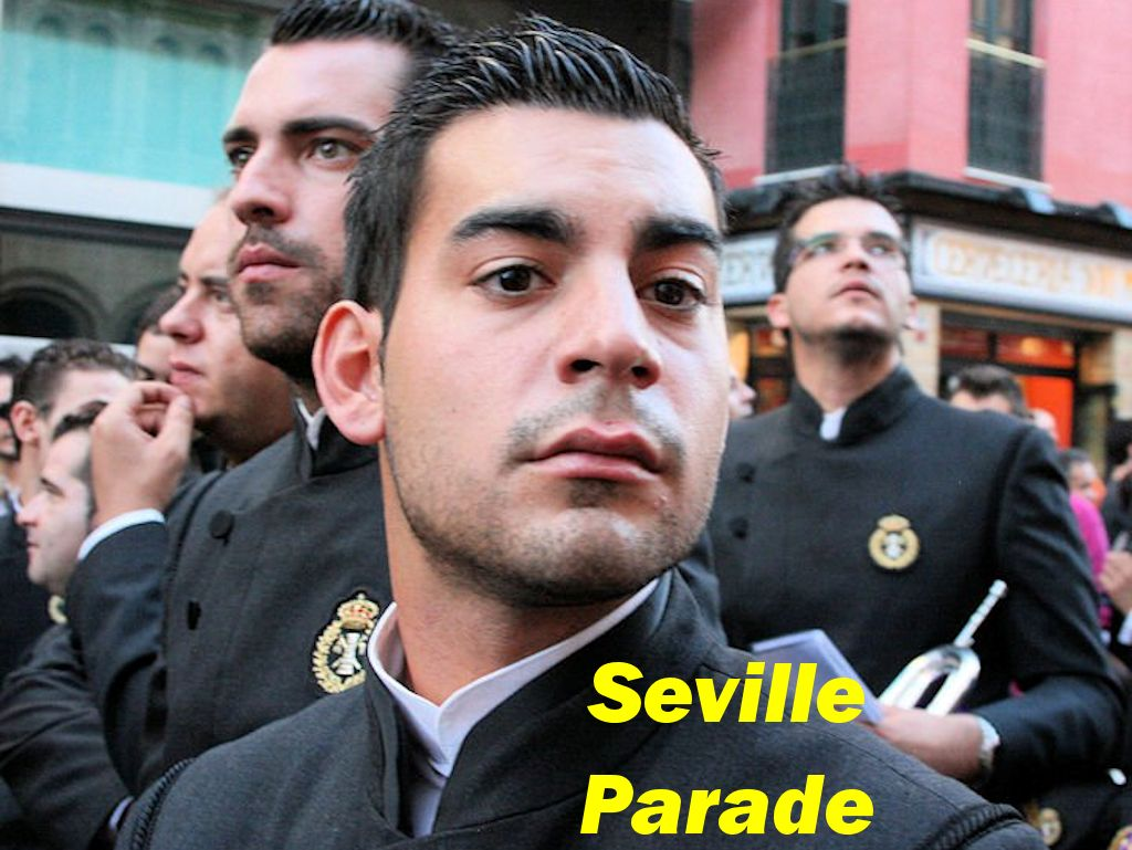 Seville Parade, Spain