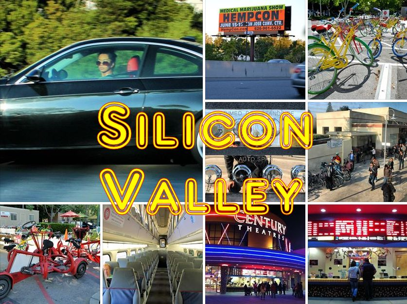 San Jose & Silicon Valley, California