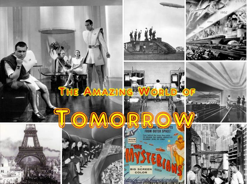 The Amazing World of Tomorrow