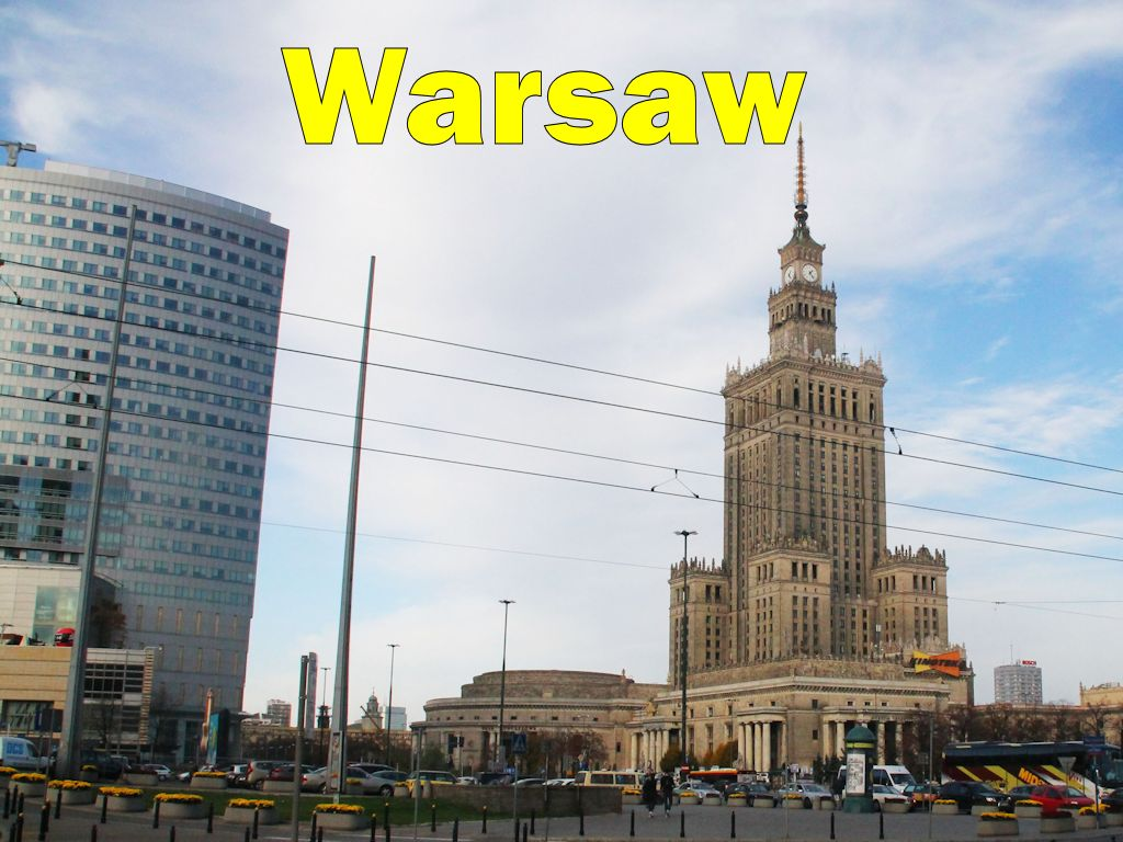 Warsaw, Poland (Oct. 2013)