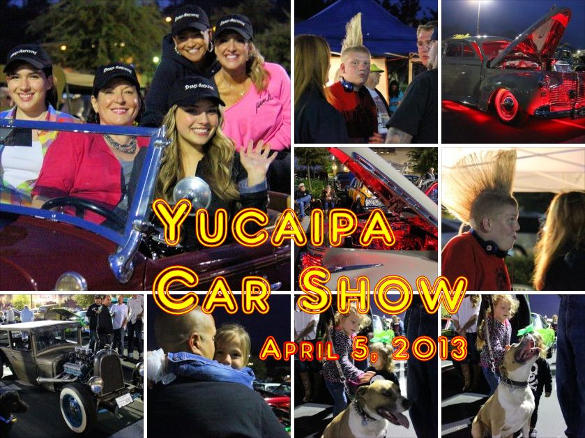 Yucaipa Car Show, California