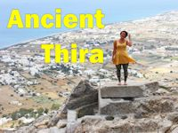 Ancient Thira, Santorini