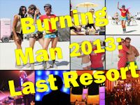 Burning Man 2013 - Last Resort Camp