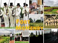 Ft. McHenry, Baltimore, Maryland