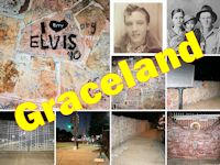 Graceland and Elvis Birthplace (Memphis and Tupelo)