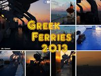 Greek Ferry 2013: Santorini-Kos-Bodrum