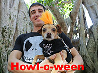 Howl-o-Ween in Fort Lauderdale