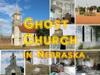 Ghost Church & Campground in Nebraska