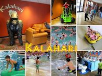 Kalahari Resort, Wisconsin