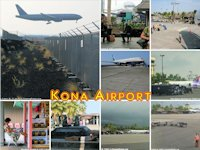 Kona Airport, Big Island of Hawaii