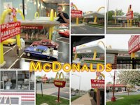 Original McDonalds near Chicago