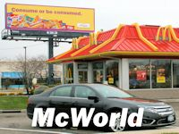 McWorld: The Universe of Fast Food