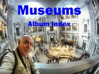 Museums, Zoos & Gardens - Album Index