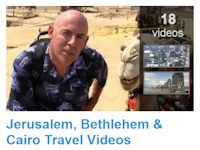 YouTube Playlist: Israel, Palestine and Egypt